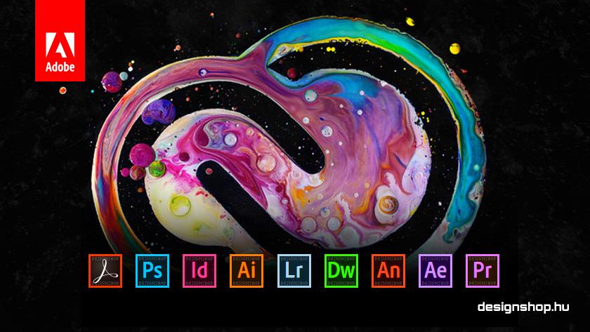 Az Adobe Creative Cloud 2018 újdonságai
