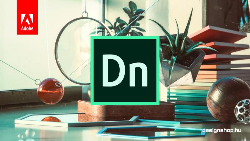 Megjelent az Adobe Dimension 3D tervezőszoftver