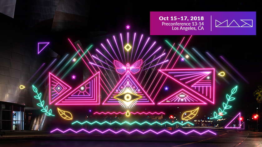 Adobe Max 2018 – The Next Generation of Creativity