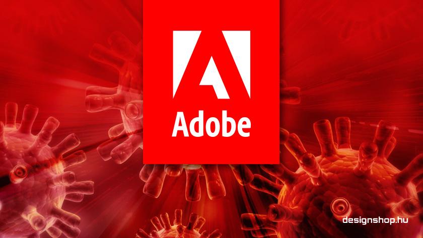 Az Adobe koronavírussal kapcsolatos intézkedései, kedvezményei