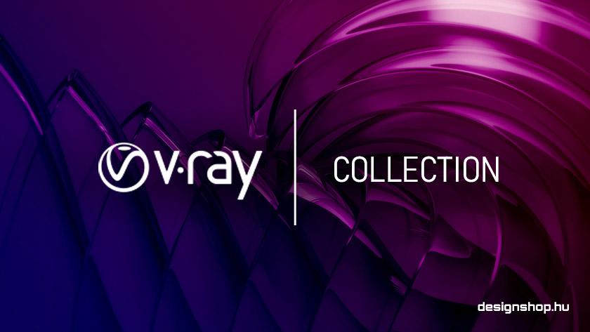 V-Ray Collection, egyetlen előfizetés az összes Chaos Group szoftverre