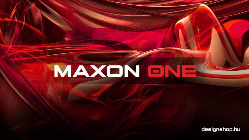 Maxon One, új előfizetés a Cinema 4D, Redshift és Red Giant szoftverekre
