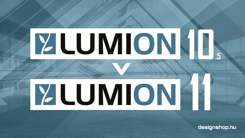Megtörtént a Lumion 11 bejelentése, fontos vásárlási információk…