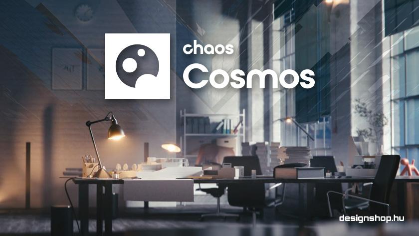 Bemutatkozik a Chaos Cosmos – 3D kellékek V-Ray-hez