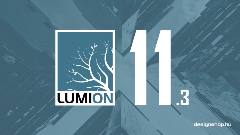 A Lumion Pro 11.3 frissítéssel életre kelnek a fények és az árnyékok